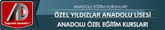 ÖZEL YILDIZLAR ANADOLU LİSESİ